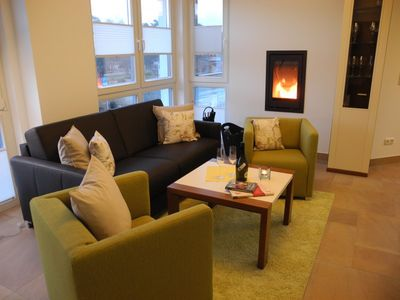 "Photo for ""Am Fischerstrand"": Fantastic apartment with sauna and fireplace"