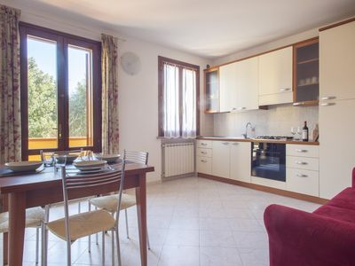 Photo for Pendolino - Apartment with private parking in Suvereto