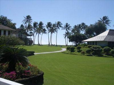 Photo for Kiahuna Plantation With View of Ocean
