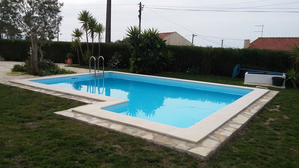 Holiday House W Garden And Small Swimming Pool Look For The