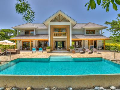 Photo for Luxury 4 bedroom villa located in exclusive Punta Cana resort with private pool - Tortuga Bay C17