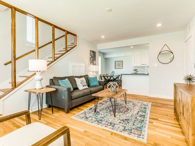 Dog-Friendly, Newly Renovated Townhome w/ Shared Pool, WiFi, and Central AC!