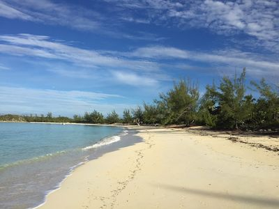 Luxury 4 Bedroom Beach Front Home On A Secluded Pristine Bahamian Beach