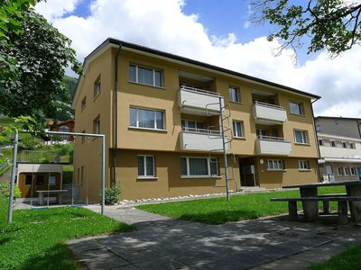 Photo for Lovely apartment for 3 guests with WIFI, TV, balcony and parking