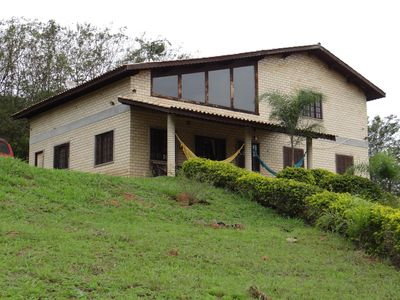 Photo for 3BR Chateau / Country House Vacation Rental in Vinhedo, São Paulo