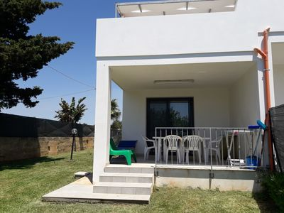 Photo for Salento: Apollo apartment 200 meters from the sea