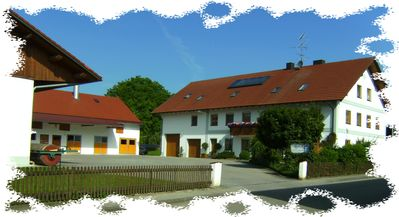 Photo for Apartment near Erding, Munich, Landshut on the farm