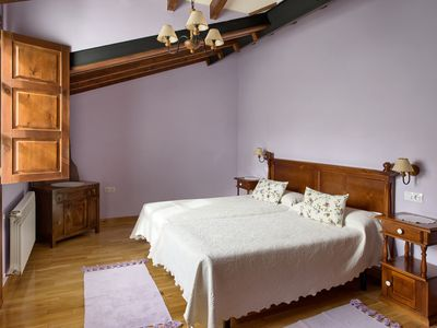 Photo for Rural apartment La Casona de la Roza for 6 people