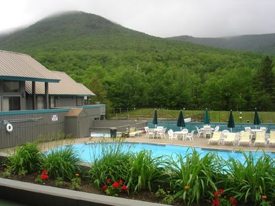 Photo for Village Of Loon Resort, located across the mountain/ 5 min walk to Highland GMs