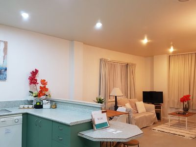 Photo for 2BR Suite at The Terrace, heart of the City