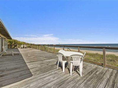 Photo for Coastal Charm, Ocean Front, 2 Bedrooms, Sleeps 6