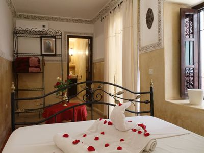 Photo for Traditional Riad in Medina Marrakech Comfort and tranquility