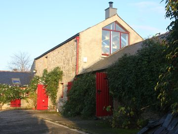 Loft and Mews in tranquil rural setting. Free wi-fi, beautiful views.  - Mews