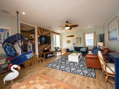 Photo for Walk to Windansea Beach, Newly Renovated, Private Patio, Sleeps 5