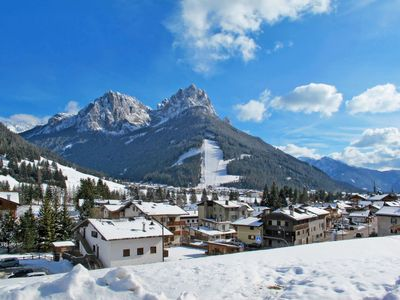 Photo for Apartment Chiara Casari (PFS236) in Pera di Fassa - 4 persons, 2 bedrooms