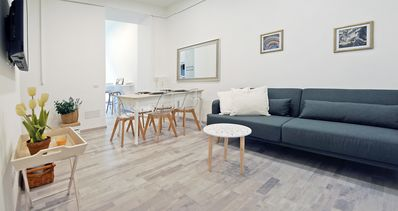 Photo for Pompeo Magno White Luxury Apartment