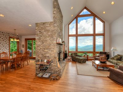 Photo for Breathtaking views & easy access at 4,000ft.