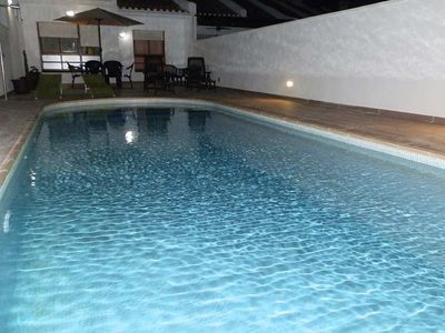 Photo for CASA CONCHA,Ideal house for your holidays near the sea, free wifi, private pool, pets allowed, dog's beach.