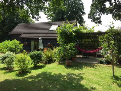 Photo for Stylish Rural Retreat in Tangley in a Quiet Area of Outstanding Natural Beauty