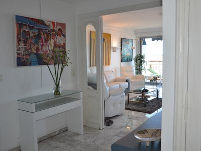 Photo for 2BR Apartment Vacation Rental in Cannes, Provence-Alpes-Côte-D'Azur