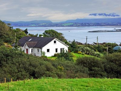 Photo for Detached cottage, in traditional style, set high on the slopes of the Slieve Mish Mountains, e…