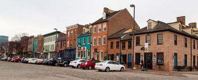 Photo for 'At Fells Point' Courtyard  - Your historically restored apartment