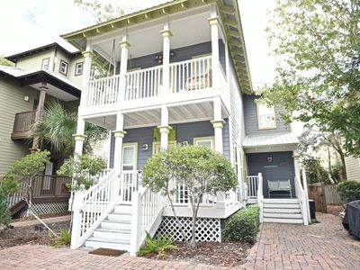 """Photo for """"12 Spies Cottage"""" Old Florida Village - Sleeps 9 - Close to the Pool!"""