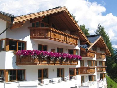 Photo for Holiday flats Appart Fliana, St. Anton am Arlberg  in Arlberg - 6 persons, 3 bedrooms