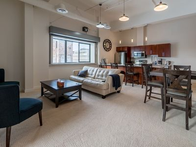 Photo for Unit 8 Executive Stay Two Bedroom Condo with Parking