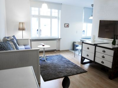 Photo for Modern apartment in the west of Leipzig