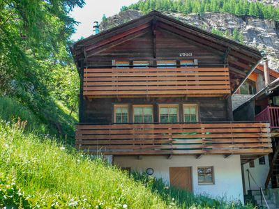 Photo for Vacation home Gädi in Zermatt - 4 persons, 2 bedrooms