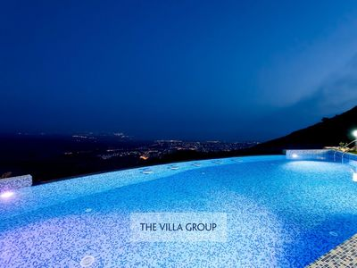 Photo for Pegeia Villa, Sleeps 16 with Pool, Air Con and WiFi