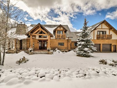 Photo for NEW! Luxury Pagosa Springs Home on San Juan River!