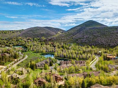 Photo for Abode at Deer Lake Village Lower Deer Valley | Townhome with free ski shuttle | Hot tub