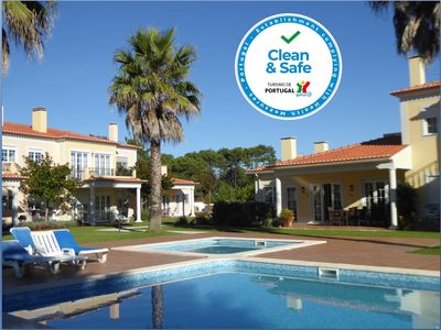 Photo for Apartment at Praia Del Rey Resort, with children's pool