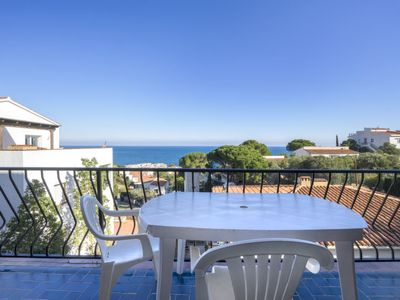 Photo for 2 bedroom Apartment, sleeps 5 in Llançà with WiFi