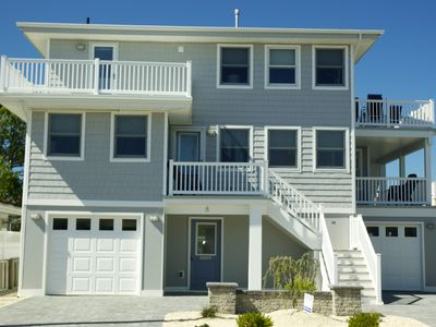 Photo for Boutique-Style LBI Seashore Hideaway — Less than One Block from the Beach 3BR