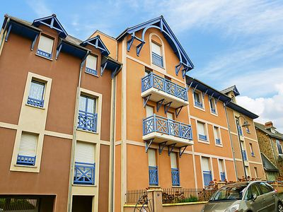 Photo for Apartment Appartement Aillerie in Dinard - 3 persons, 1 bedrooms