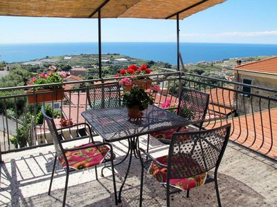 Photo for Apartment Appartment Ruscus  in Terzorio, Liguria: Riviera Ponente - 6 persons, 2 bedrooms