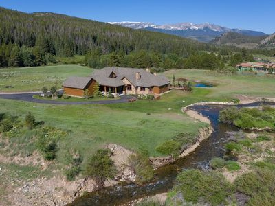 Photo for Spectacular Home with 10 Mile Range views.  5000 square feet on 8 acres.