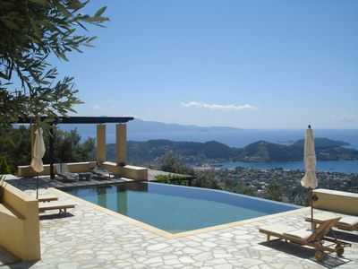 Photo for Stunning Views Of The Aegean Sea, Set In Olive Grove -  EKT 0756K920000422801