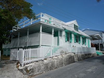 Lightbourn House, Located in the village area of Harbour Island