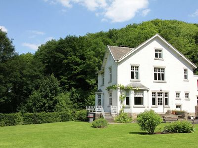 Photo for Stately house with terrace in Huy, centrally located between Liège and Namur