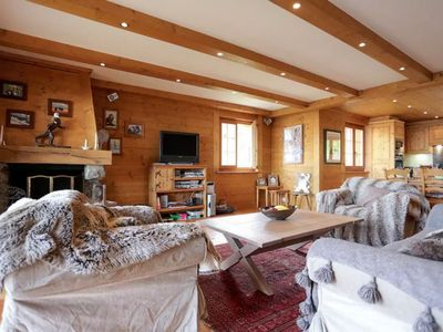 Photo for Verbier Spacious Chalet
