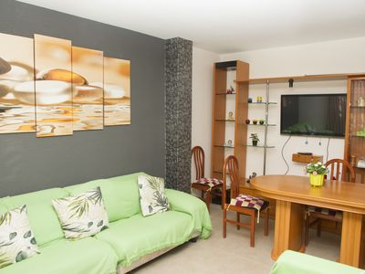 Photo for RENT APARTMENT FURNISHED IN GARRUCHA FOR 8 PEOPLE (ALMERÍA)