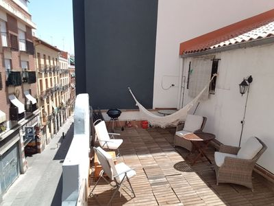 Photo for Lavapiés Penthouse with open terrace