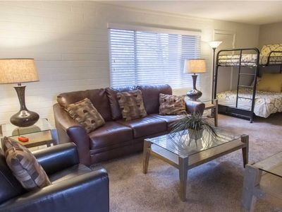 Photo for Cheerful & Cozy in the Heart of Moab with Hot Tub.