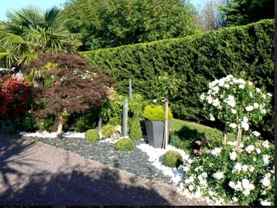 Photo for bed and breakfast at josiane calm large garden