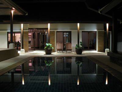 Photo for Charming & luxury 3 bedrooms villa in Phuket with private maid & swimming pool