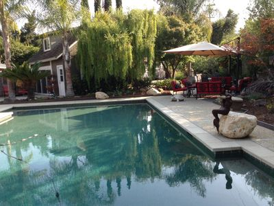 Photo for Private Garden Cottage minutes from Los Gatos and Saratoga.